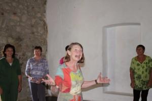 improvisation vocale Florence Cabane Nimes