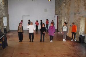 groupe travail vocal et chant Nîmes